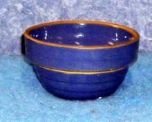 Bowl, Medium Blue F141