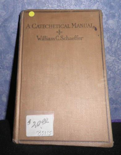 Catechism Manual B3855