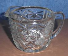 Creamer - Cut Glass B4745