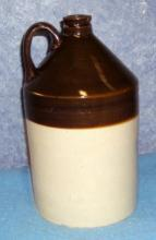 Crock - Jug - Half Brown F168