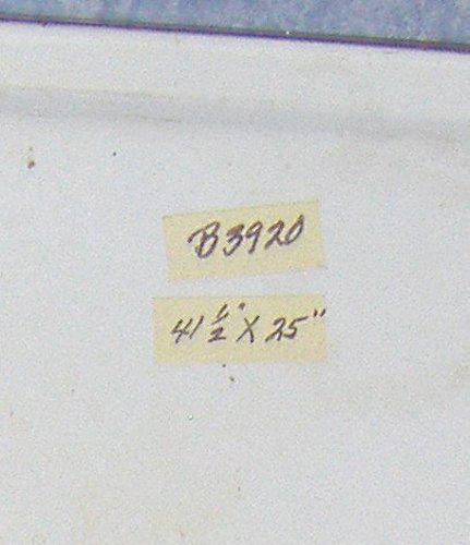 Enamel Hoosier Work Top B3920