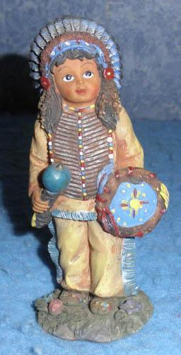 Indian (Knick Knack) B4888