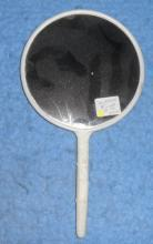Mirror - Hand Held - Plastic Handle B3851