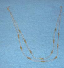 Necklace - Gold B3610