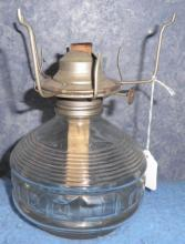 Oil Lamp Base B3517