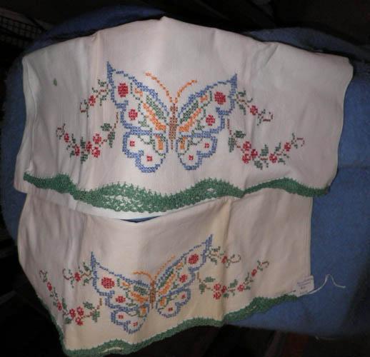 Pillowcase Set - Butterfly - B4678