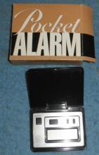 Pocket Alarm B5256