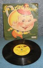 Record 78 RPM - I'm A Little Teapot B4946