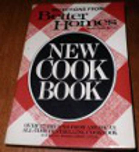 Selections From Better Homes New Cookbook B4585