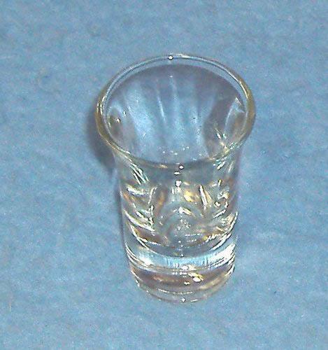Shot Glass B3683
