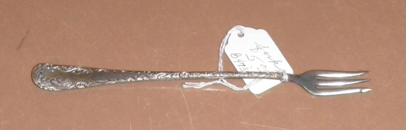 Silver Fork, long thin B4739