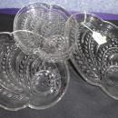 Snack Plates Set of 5 F313