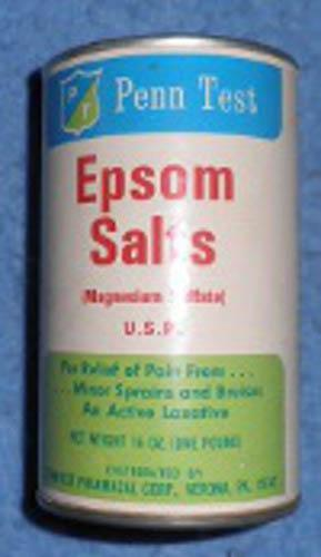 Tin - Epsom Salts B3864