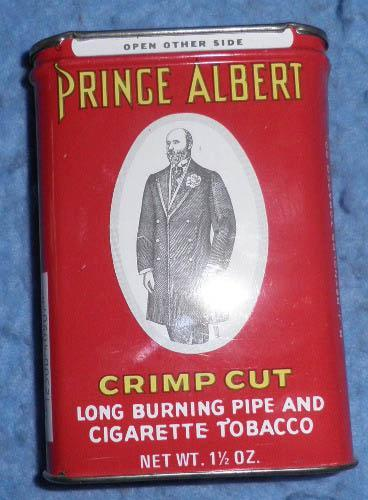 Tin, Prince Albert Tobacco B3890