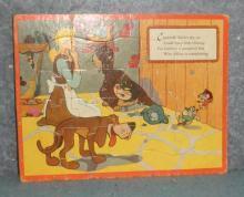 Tray Puzzle - Cinderella B4989