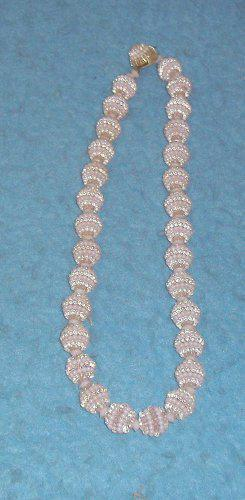 Two-Tone Pink Necklace B4219