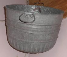 Wash Tub Galvanized B4853