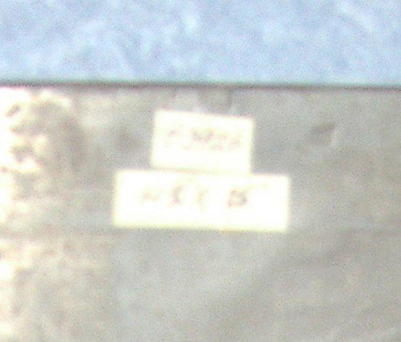 Zinc Hoosier Work Top B3926