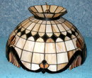 Leaded Ceiling Light
