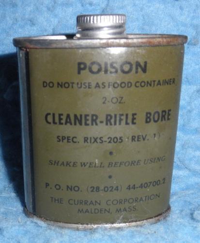 Rifle Bore