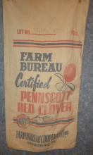 Feed Sack Farm Bureau