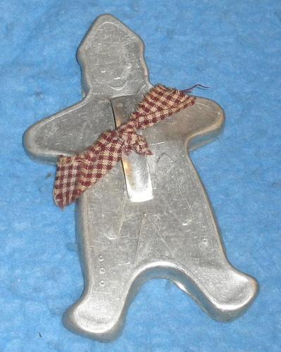 Cookie Cutter - Snowman B5597