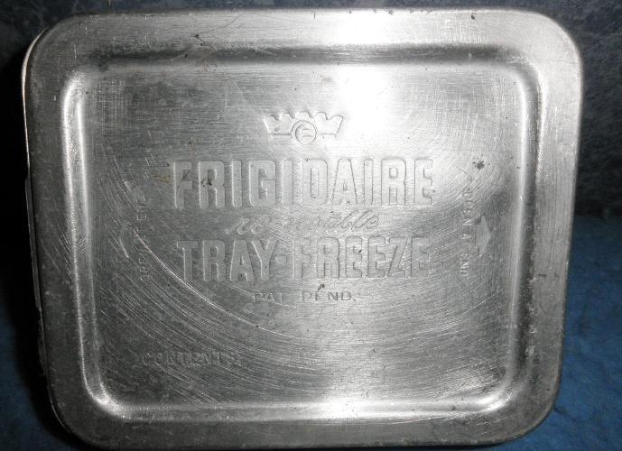Frigidaire Tray Freeze JY119