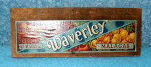 Waverley Vineyards - Crate End - Colorful