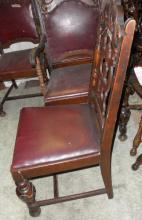 B3291  Vintage/Antique Set of 2Chairs
