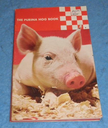 Book - The Purina Hog Book