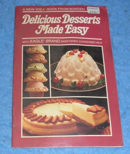 Cookbook - Delicious Desserts Made Easy