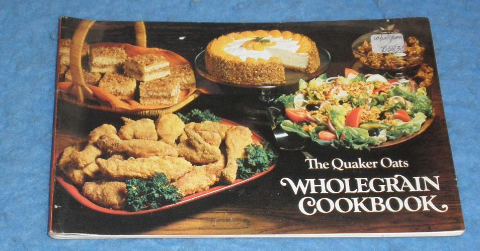 Cookbook - Wholegrain B5833