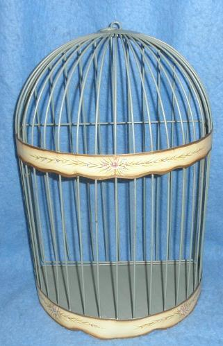Wall Planter Bird Cage Y1119