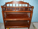 Changing Table Fancy Wooden