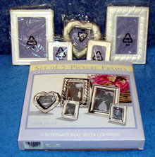 Picture Frames - Set of 5 All Sizes