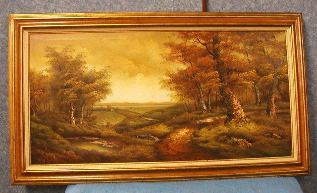 Picture Oil Painting Landscape
