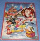 Vintage Disney Christmas Puzzle