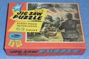 Vintage Military Puzzle