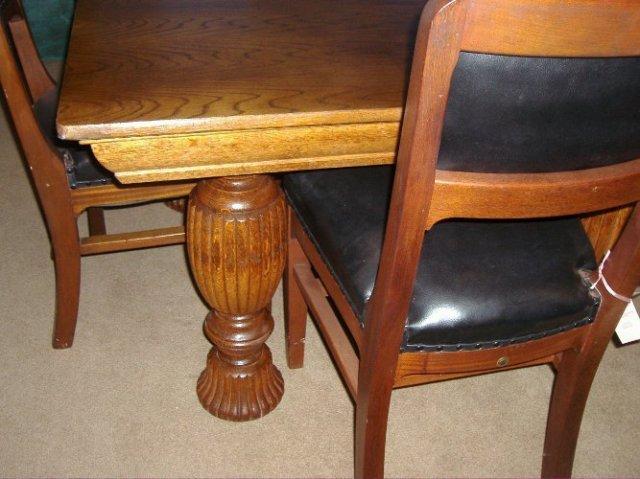 Table - Solid Oak