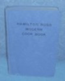 Vintage Hamilton Ross Modern Cook Book