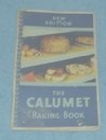 The Calumet Baking Book - Vintage