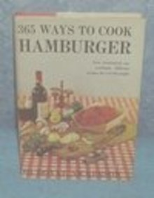 Vintage 365 Ways to Cook Hamburger
