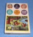 Vintage Lady and the Tramp Puzzle