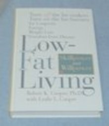 Vintage Cook Book - Low-Fat Living
