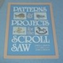 Vintage Book - Patterns and Projects for Scroll Saw