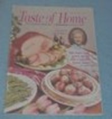 Vintage Magazine - Taste of Home - Feb/Mar 1991
