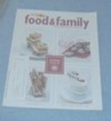 Vintage Magazine - Food and Family Holiday  2007