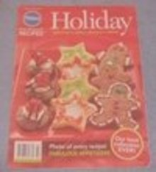 Vintage Magazine - Pillsbury Holiday