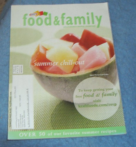Vintage Magazine - Food and Family Summer 2005