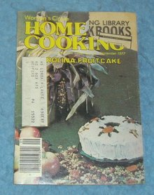 Vintage Magazine - Home Cooking September 1977